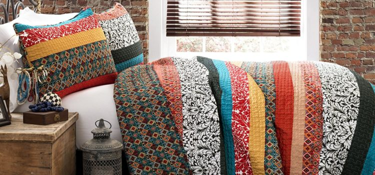 Go Boho Chic with Bohemian Bedding Sets, Boho Bedspread