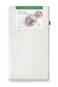 Newton Wovenaire Crib Mattress 100% Breathable and Washable. Beyond Organic- the safest, cleanest & most comfortable sleep for your baby, Cloud White