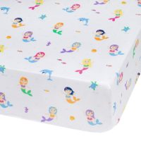 Olive Kids Mermaids Fitted Best Crib Sheets Bedding