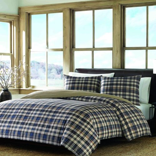 Eddie Bauer Port Gamble Comforter Set, King - Best Rated Eddie Bauer Comforter Set