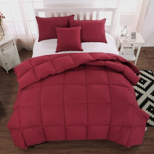 burgundy bedspreads and burgundy comforter sets at luxcomfybedding. Black Bedroom Furniture Sets. Home Design Ideas