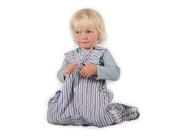 Merino Kids Organic Cotton Baby Sleep Bag For Toddlers 2-4 Years