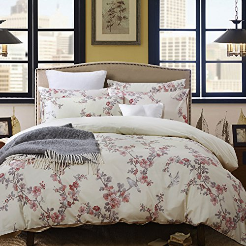 Red And Beige Cream Bedding Lux Comfy Bedding