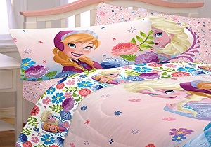 girls' bedding