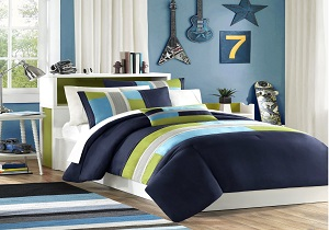 teen bedding set, teen comforter set