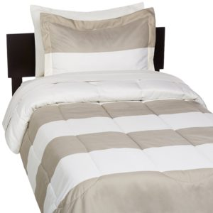 AmazonBasics 5 Piece Bed In A-Bag - Twin