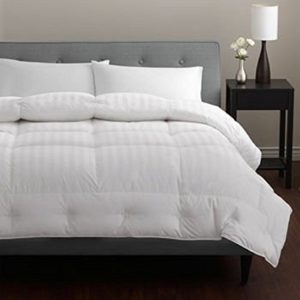 Pacific Coast European White Down Comforter - Full Queen