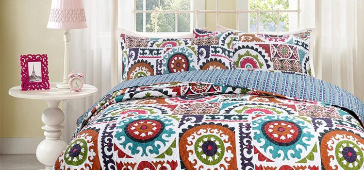 Boho Chic Bedding Sets, Bohemian Style Bedding are Comfy Bedding