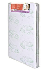 Dream On Me, inner spring Carina Collection Pack N Play Mattress