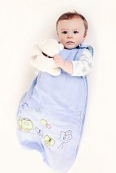 Slumbersafe Baby Sleeping Bag 2.5 Tog - Choo Choo, 0-6 months-SMALL