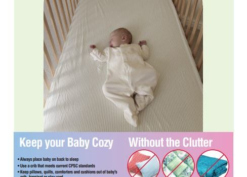 Best Rated Crib Mattress Buying Guide – Best Mattress for Newborn