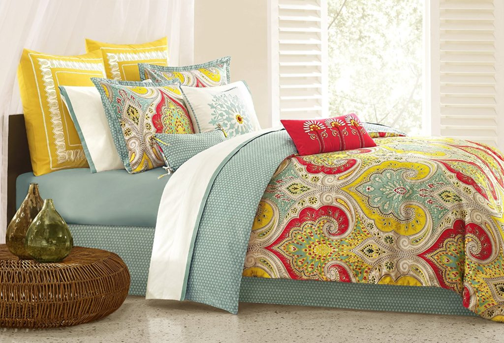 Echo Jaipur King Comforter Set