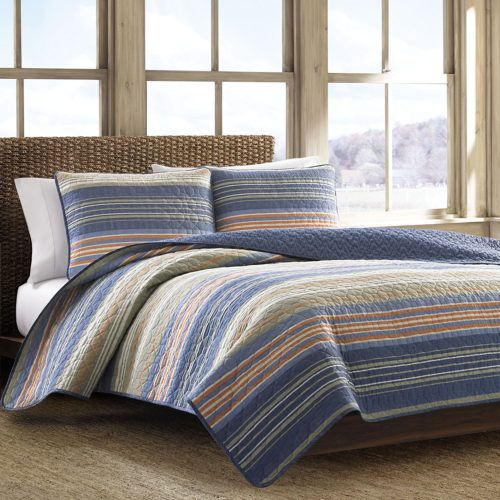 Eddie Bauer Cotton Quilt Set, Yakima Valley, Full-Queen