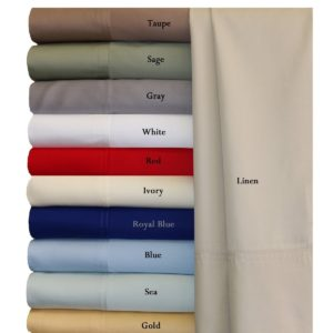 Royal Hotel Soft & Durable 100% Rayon from Bamboo Sheet Set