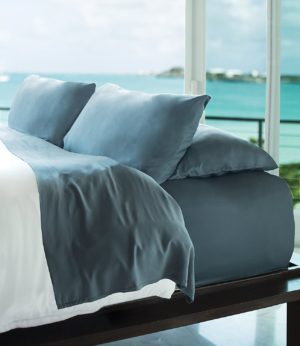 most comfortable bed sheets cariloha resort 100% viscose from bamboo, softest sheets to buy, cariloha bamboo sheets at Lux Comfy Bedding