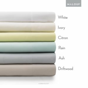 malouf most comfortable 100% rayon from bamboo bed sheets to buy