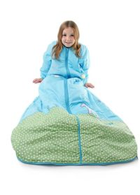 Slumbersafe Winter Toddler Sleeping Bag Long Sleeves 3.5 Tog - Pony, 18-36 months LARGE - Best Baby Sleep Sack