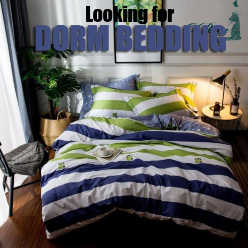 Best College Dorm Bedding – Twin XL Bedding Sets