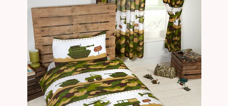 Military Camouflage Bedding Sets