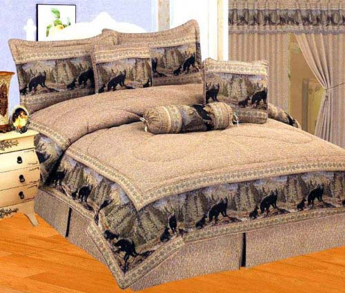 African Safari Print Bedding Lux Comfy Bedding