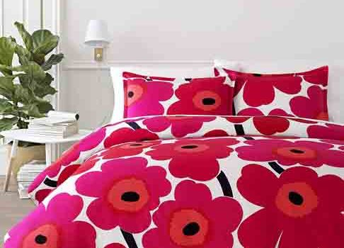 Spring Bedding Collection and Matching Curtains