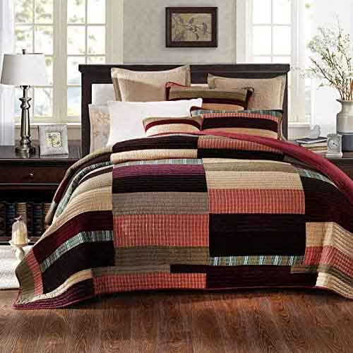 Fall Bedding Sets with Matching Curtains