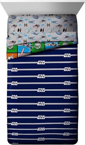Jay Franco Star Wars Celebrate The Saga Twin Comforter, Multi