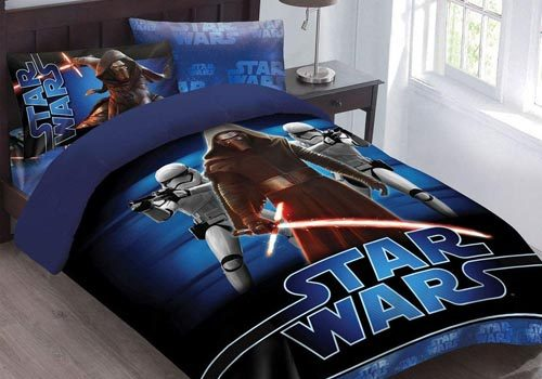 Star Wars Bedding and Curtain Set